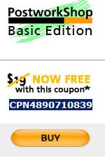 06-01 [Download] PostworkShop Basic Edition พร้อมขอรับรหัสไปใช้ฟรีได้เลย