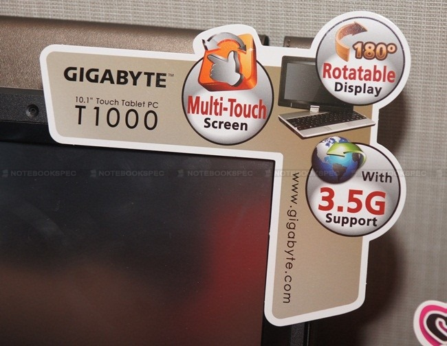 gigabyte notebook 15