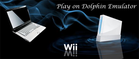 จับ Notebook ตัวโปรดมาเล่น Wii ด้วย Dolphin Emulator