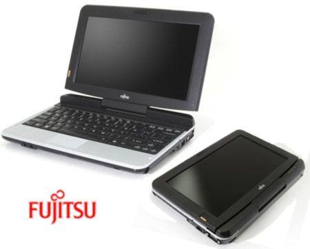 02-01 Fujitsu LifeBook T580 เครื่องเน็ตบุ๊กแบบหมุนจอได้จะออกขายในสิ้นเดือนนี้หรือ