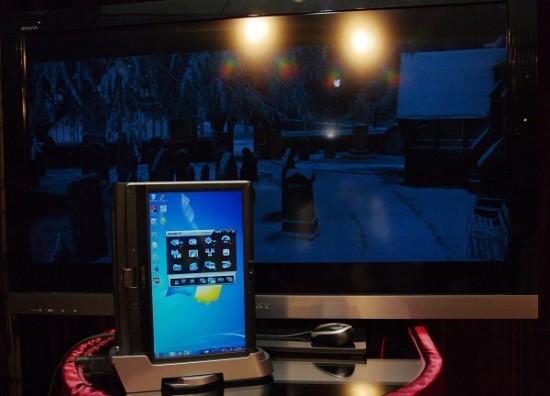 02-01 Gigabyte T1125 Convertible Notebook ขนาด 11.6 นิ้ว จะขายในยุโรปสิ้นเดือนนี้
