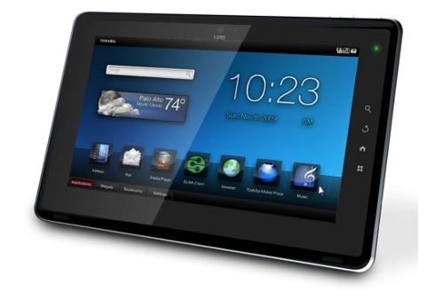 02-01 Toshiba Folio 100 อีกหนึ่ง Android Tablet ตอนนี้วางจำหน่ายที่ยุโรปแล้ว