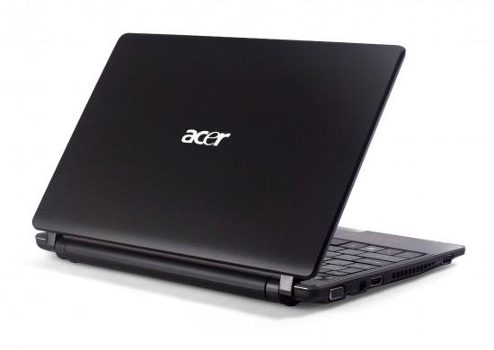 03-01 Acer แอบออก Acer Aspire 1430 โน๊ตบุ๊คขนาด 11.6 นิ้ว เงียบๆ