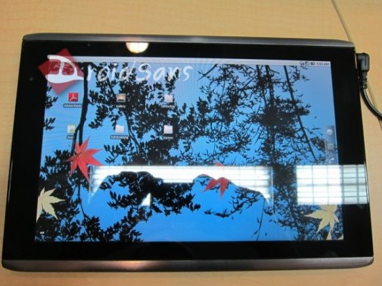 04-01 Acer ปล่อย Windows 7 Tablet ขนาด 10 นิ้ว และ Android Tablet 7 นิ้ว