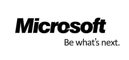 05-01 Microsoft เปลี่ยนสโลแกนตัวเองใหม่ Be What's Next เหอะๆ