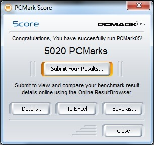 08 PCMark After