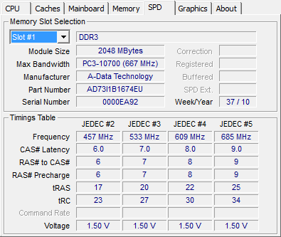 CPU-Z 05