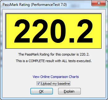 Performance Test 01