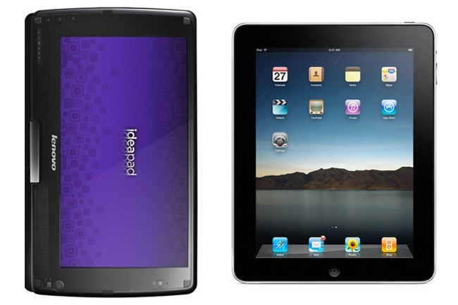 lenovo s10-3t - apple ipad