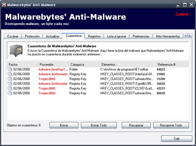 01 Malwarebytes' Anti-Malware