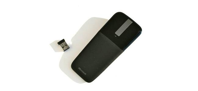 04 Microsoft Arc Touch เม้าส์นวัตกรรมแห่งการพกพา