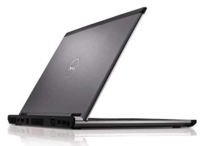 Dell Vostro V130 Notebook featured on a white background.