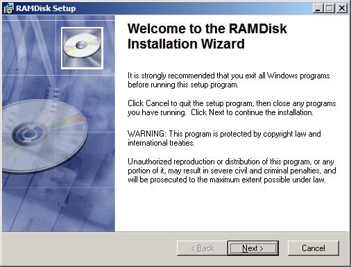 01 Dataram RAMDisk