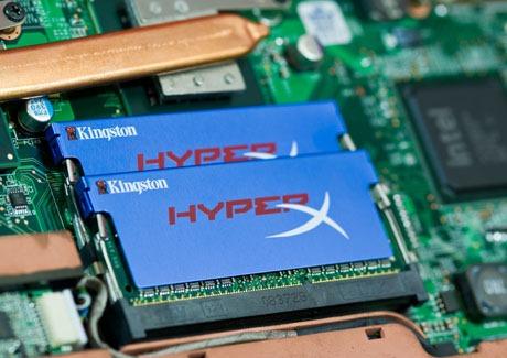 Kingston HyperX DDR3 SO-DIMM -2