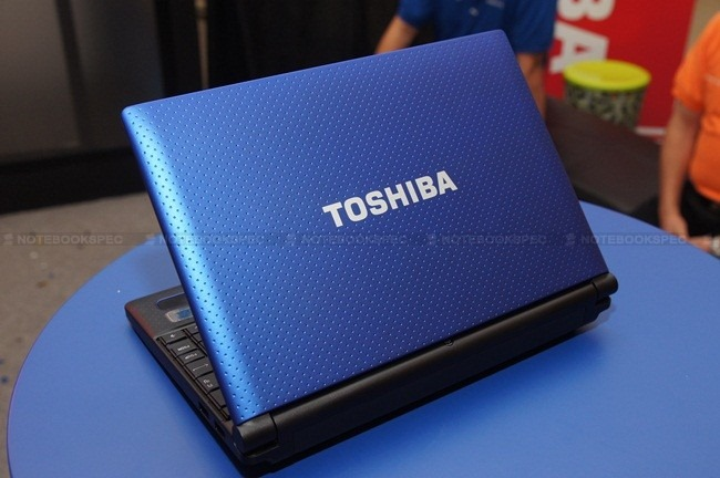 Toshiba NB520 25