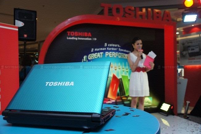 Toshiba NB520 31