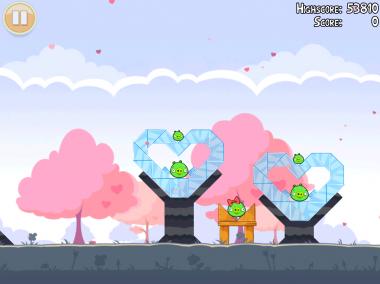 02 01 Angry Birds รุ่น Valentines Day Edition พร้อมโหลดแล้ววันนี้