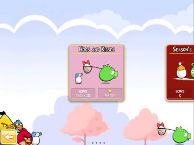 02 02 Angry Birds รุ่น Valentines Day Edition พร้อมโหลดแล้ววันนี้