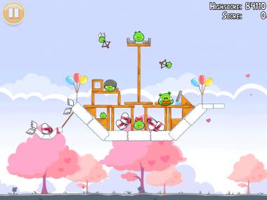 02 03 Angry Birds รุ่น Valentines Day Edition พร้อมโหลดแล้ววันนี้