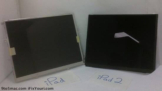 03 01 หน้าจอ Apple iPad 2 เป็นแบบนี้จริงหรือเปล่า ความละเอียดเท่าเดิมแต่บางลง