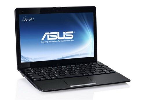 PR ASUS Eee PC 1215B_Black_Left_Open_RS