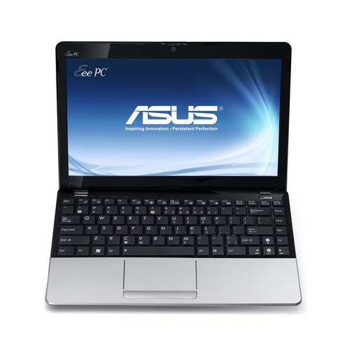 PR ASUS Eee PC 1215B_UV_silver_Front_Open_RS