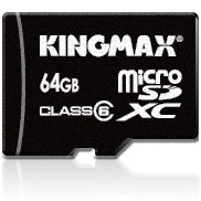 KINGMAX-introduces-worlds-first-64GB-microSD-card