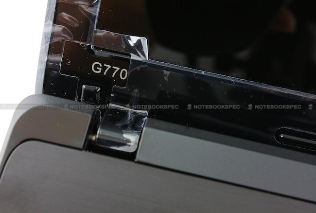 Lenovo Ideapad G770 13