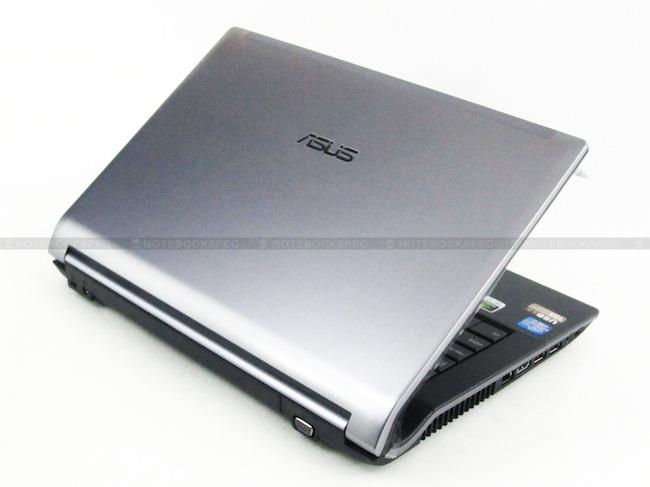 Review ASUS N43S 13