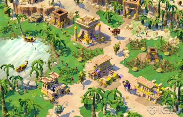 Age of Empires Online Picture