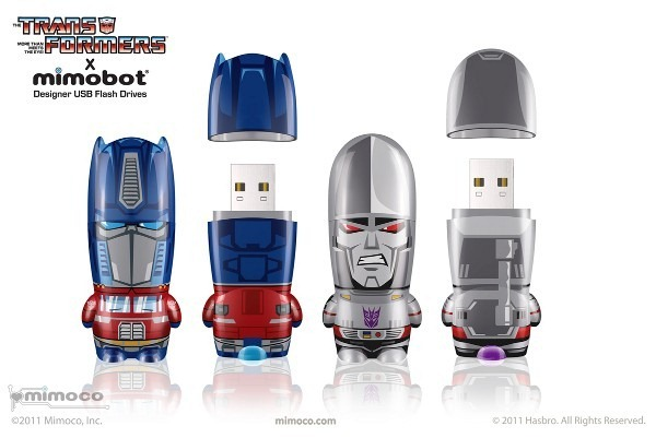 Transformers Mimobots