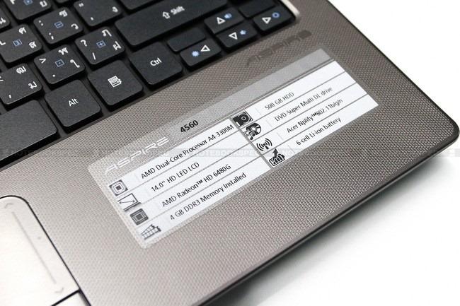 Acer 4560 15