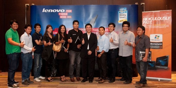 Lenovo workshop