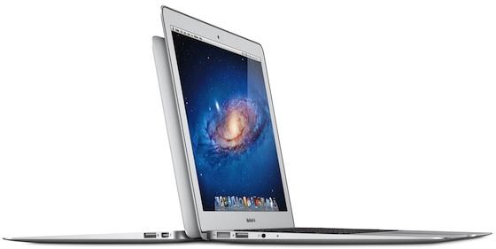 Lion Installed Thunderbolt Macbook Air 2011