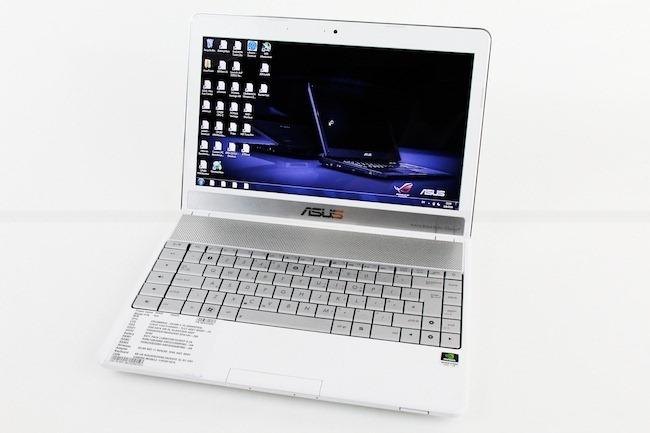 Review Asus N45S - 01