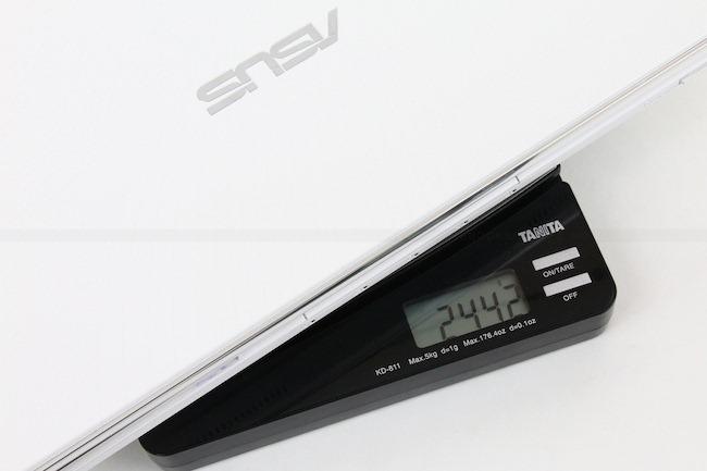 Review Asus N45S - 011