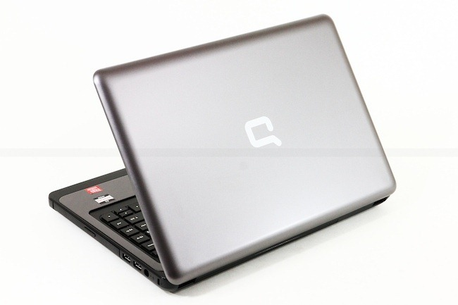 Review Compaq CQ43 - AMD 4