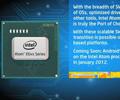 Intel เผย มกราคมปีหน้า มาแน่ Gingerbread สำหรับ Atom E6xx