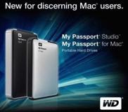 WD เปิดตัว My Passport Studio และ My Passport for Mac ฮาร์ดดิสก์พกพารุ่นใหม่ เอาใจคนใช้ Mac
