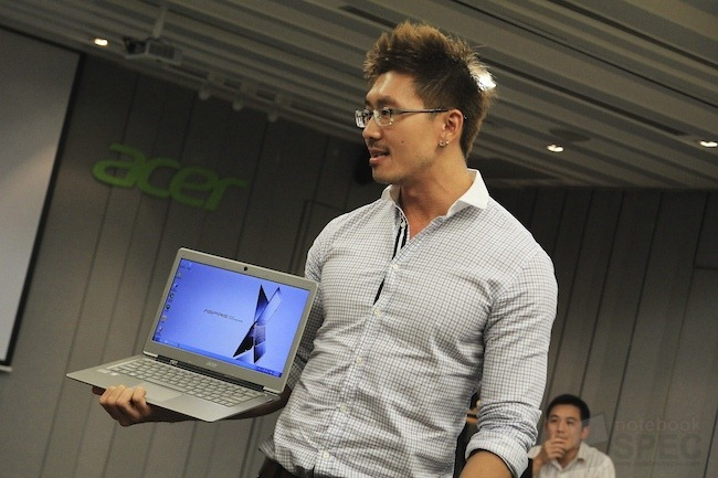 Hands On Acer Aspire S3 - Ultrabook  11 (1)