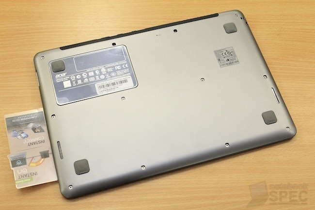 Hands On Acer Aspire S3 - Ultrabook  41