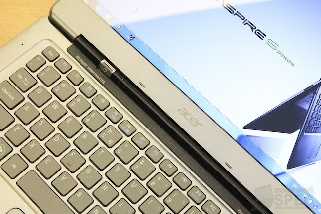 Hands On Acer Aspire S3 - Ultrabook  55