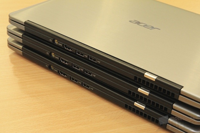 Hands On Acer Aspire S3 - Ultrabook  62