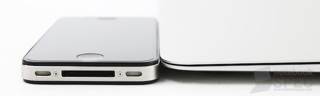 Review Apple MacBook Air 2011 114