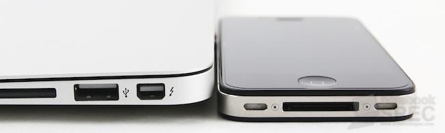 Review Apple MacBook Air 2011 115