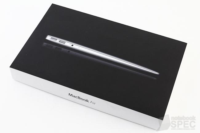 Review Apple MacBook Air 2011 132