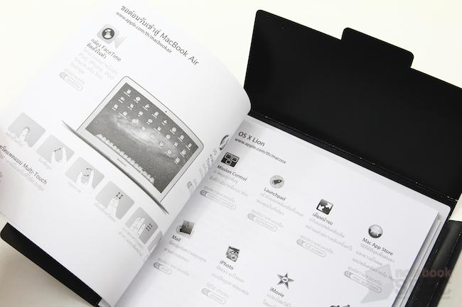 Review Apple MacBook Air 2011 135