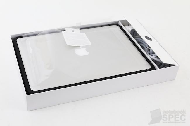 Review Apple MacBook Air 2011 140