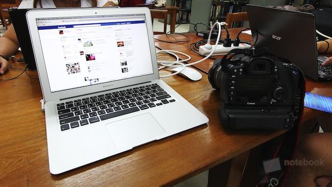 Review Apple MacBook Air 2011 174