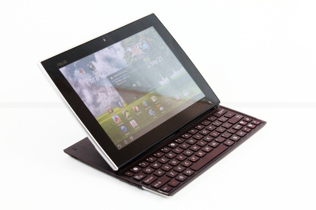 Review Asus Eee Pad Slider by NBS 35